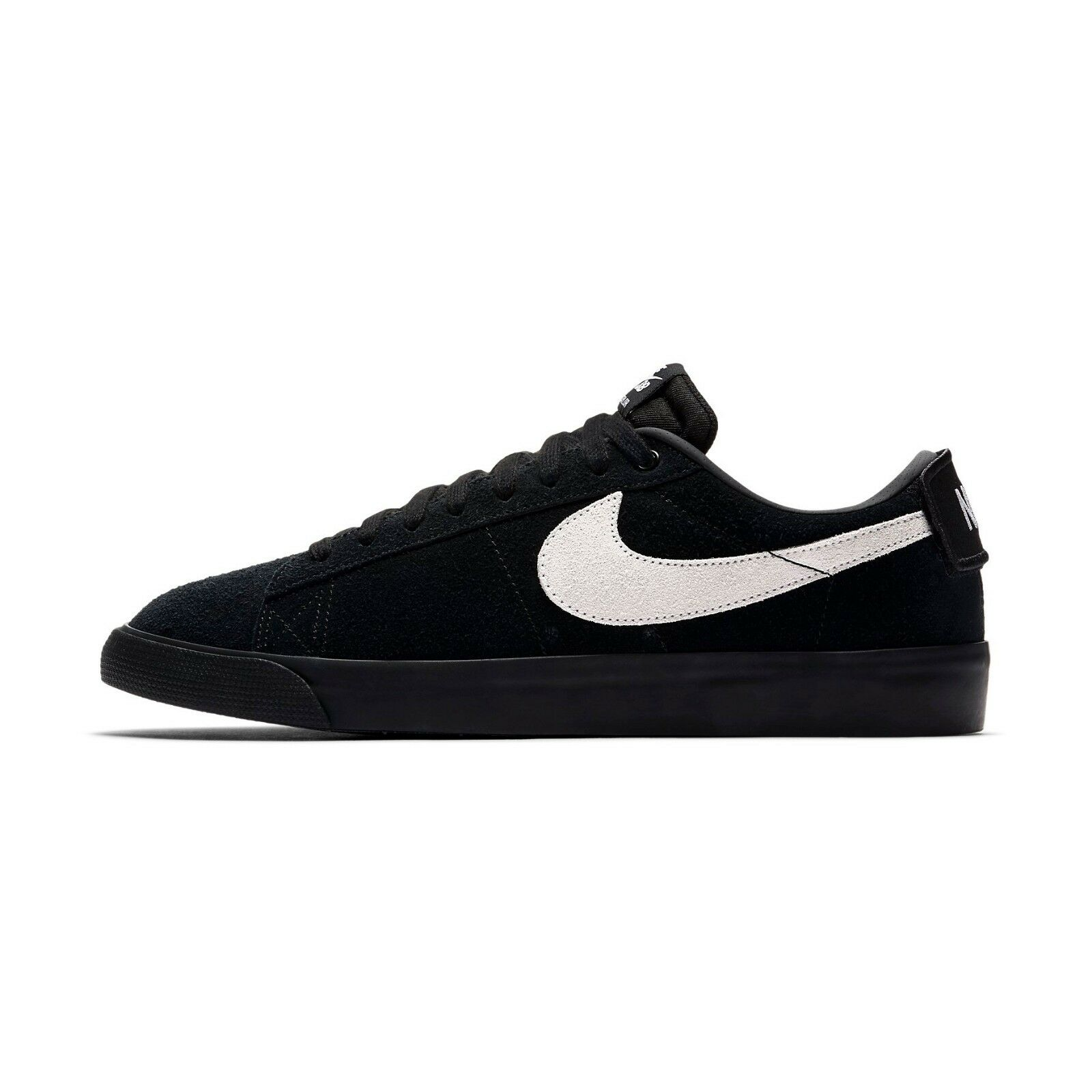 Nike - Blazer Low GT | Uomo Skate Shoes - 943849-010 | Nero / White