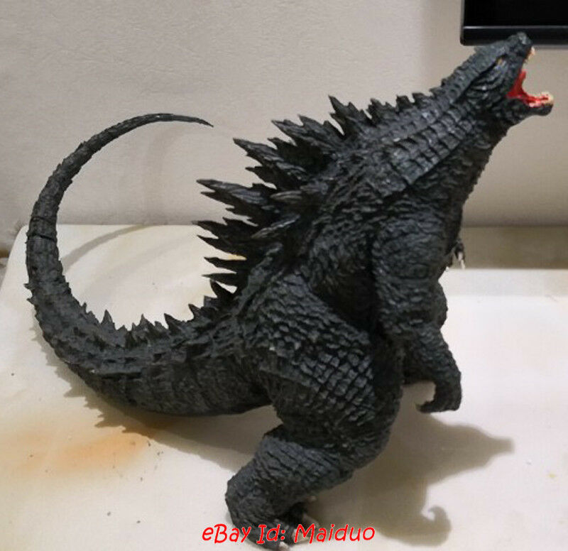Godzilla Statue Resin Model Collections Gifts New
