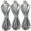 miniature 3 - 3/6Pack Fast USB Charger Cable 6/10Ft For iPhone 11 8 7 6 Plus XR Charging Cord