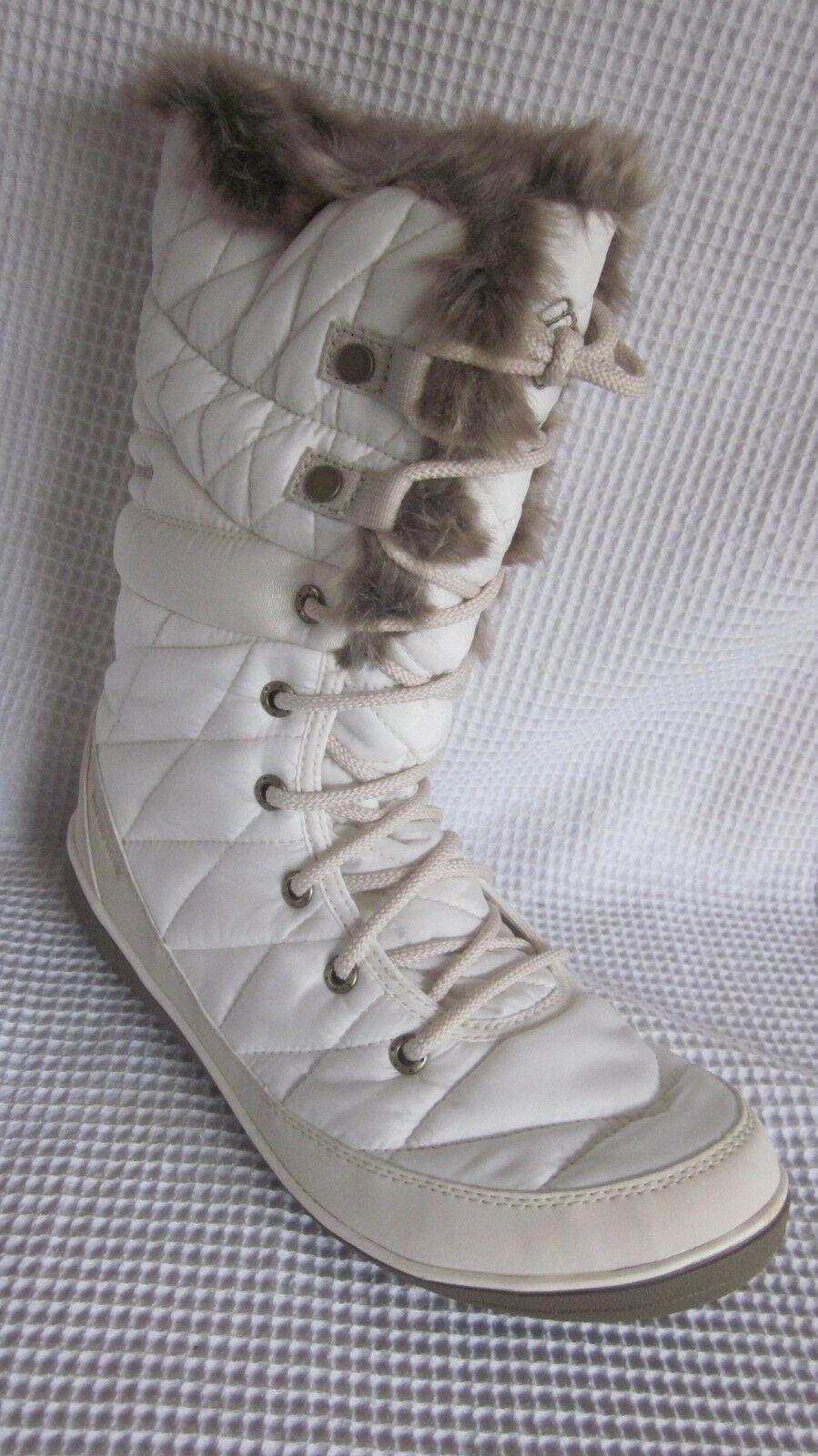 Nuevo Mujeres Celestial Columbia Omni-Heat aislado aislado aislado Impermeable Nieve botas De Invierno talla 9  marca famosa