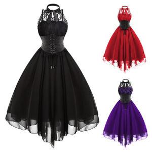 Steampunk Mini Dress