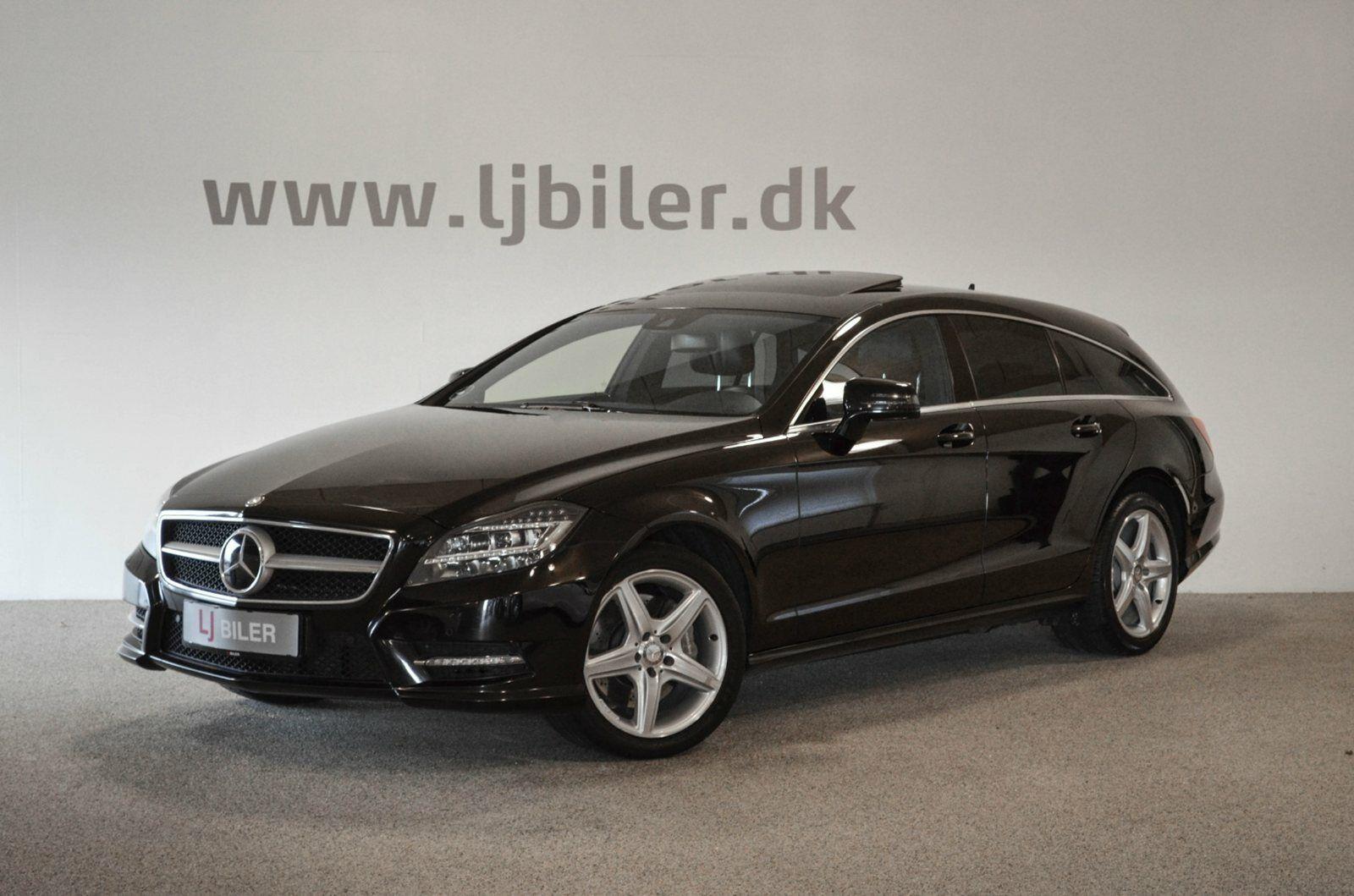 Mercedes CLS350 3,0 CDi SB aut. BE 5d - 2.396 kr.