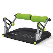 VITALmaxx Body Fitnesstrainer Basic 5in1 Bauch Beine Po Rücken platzsparend Büro
