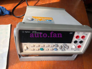 1PCS-used-34410A-multimeter344-10A