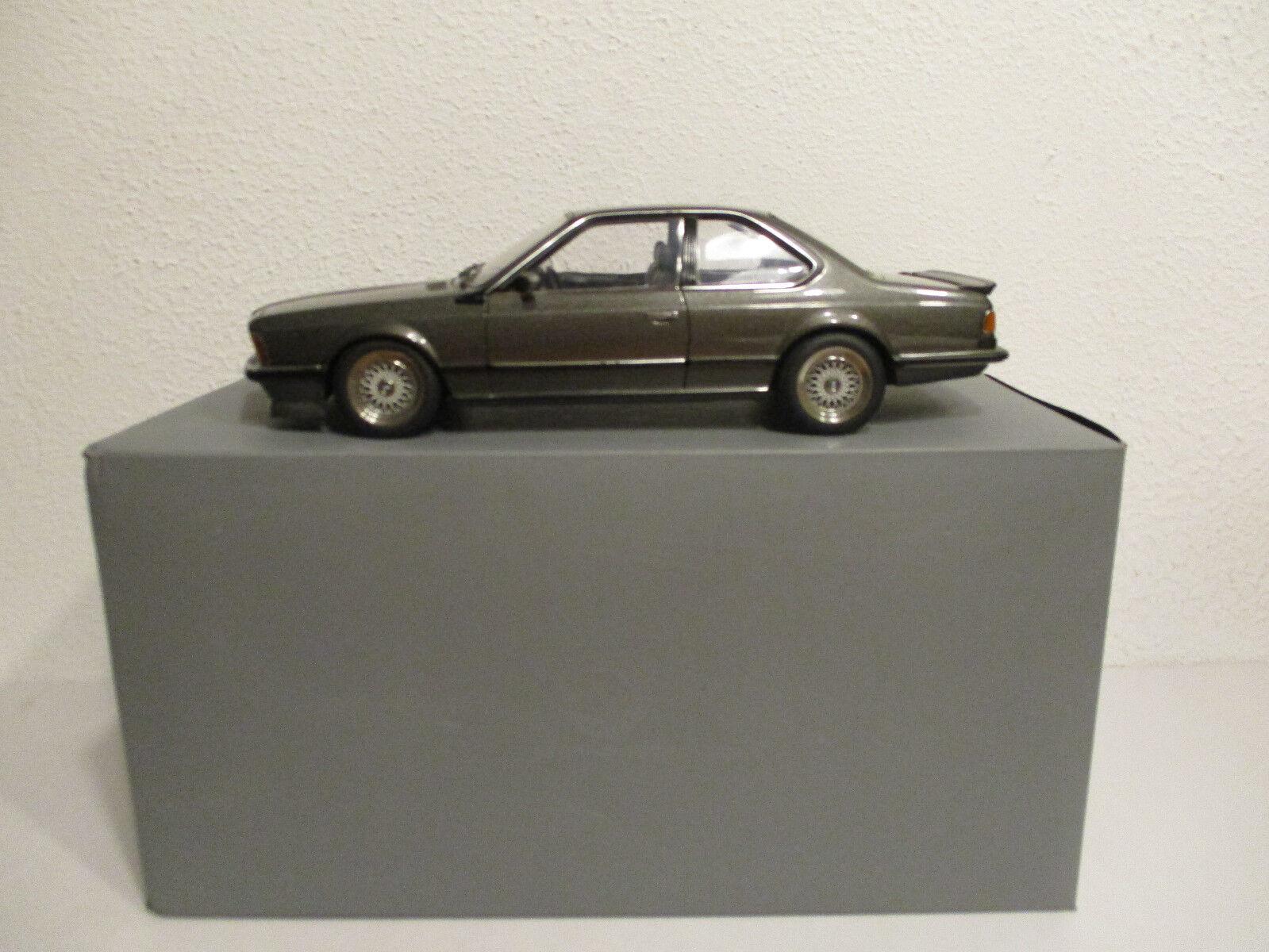 (Gol) 1 18 Autoart BMW m635 CSI NEUF neuf dans sa boîte