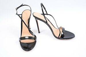 Gianvito-Rossi-Manhattan-black-9-39-patent-asymmetric-strappy-sandal-shoe-795