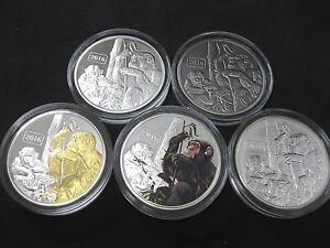 Warnen Tokelau Jahr Des Affen 2016 Proof Silber Silver Pp Limitiert 5 Oz Münze HöChste Bequemlichkeit