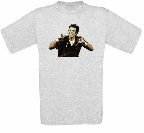 Gianluigi Buffon Gigi Turin Italia T-Shirt alle Größen NEU