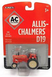 2016 NEW! 1:64 ERTL*ALLIS-CHA<wbr/>LMERS* Model D19 Wide Front Tractor *NIB!*