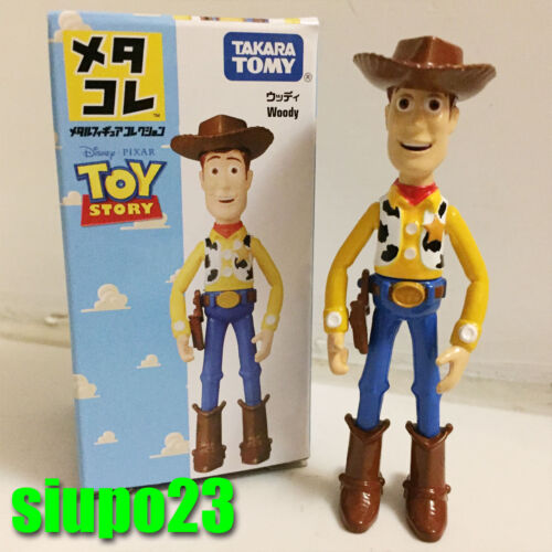 Takara TOMY ~ Disney Toy Story Woody Mini Metal Figure