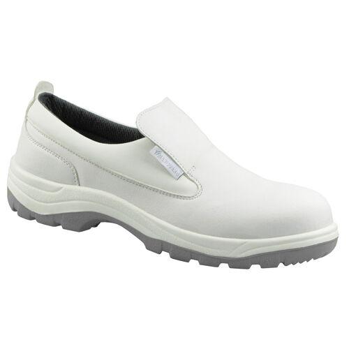 S2 shoes da Lavgold Slipper Bianco Maxguard W320 Calzatura Antinfortunistica