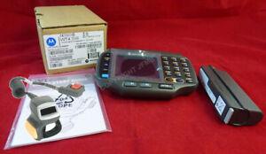 Details about Zebra Symbol Motorola WT4090 Wrist Mount Terminal Barcode  Finger Scanner Telnet