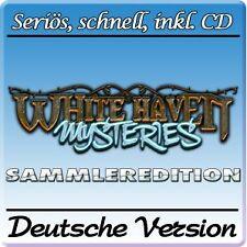 White Haven Mysteries - Sammleredition - PC-Spiel - Deutsche Vollversion