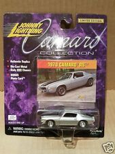 Johnny Lightning 1:64 Scale Camaro Collection 1970 Camaro RS Limited Edition