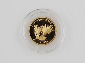 Brd 20 Euro 2013 Deutscher Wald Kiefer D Gold 999 Ebay