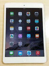 Apple iPad mini 2 16GB Retina Display Wi-Fi + 4G (Unlocked) Silver/White (A1490)