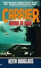Brink of War (Carrier Naval Aviation Series, 13) Douglass, Keith Mass Market Pa