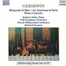 Richard Hayman, G. Gershwin - Rhapsody in Blue [New CD]