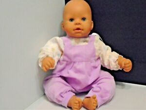 Zapf Creation My First Baby Annabell Original Dummy Bottle Soother Accessories