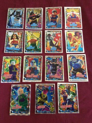Lego Batman//DC Universe Series 1 Trading cards