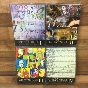 The-Chronicle-Vol-I-II-III-IV-bundle-Audio-Book-8-Cassettes-Full-Year-Jan-Dec