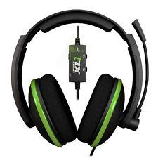 Turtle Beach Ear Force XL1 Black/Green Headband Headsets Microsoft Xbox 360 1