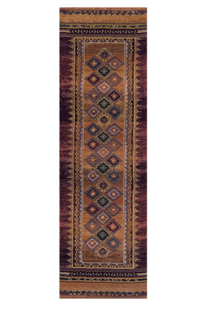 Gabbeh Tribal Rugs Multi Colour Wool Look Long Hallway Hallway Hallway Runner 68x235cm 107 R f5b1f6