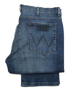 dedb33f3 Mens Ex Wrangler Arizona Stretch Straight Fit Jeans RRP£75 (SECONDS ...