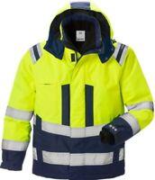 Arbejdstøj, FristadsKansas, str. S+M, gulblå