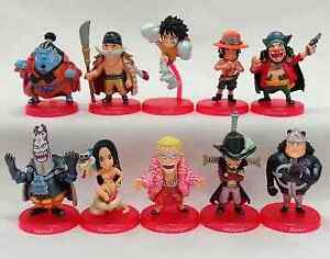 Shokugan Trading Figures One Piece Collection The Seven Wuhai Seas Of King