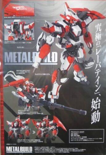 From Japan New Bandai Metal Build Laevatein Full Metal Panic