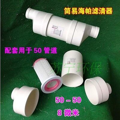 Air Filter High Efficiency Cartridge filter for cyclone dust collector