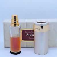 Vintage Rochas Audace ½ Oz Perfume Parfum Extract With Luxury Case