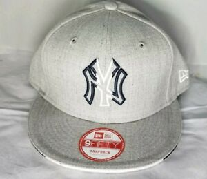 differently b5cf1 cdfbc Image is loading NEW-YORK-YANKEES-New-Era-9FIFTY-Mens-Triple-
