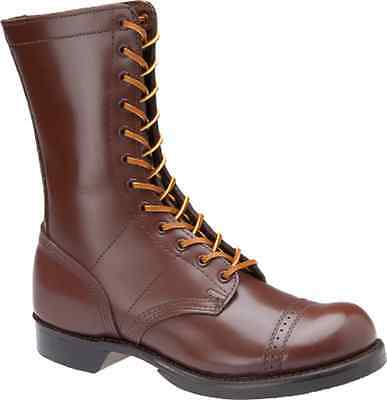 WWII ORIGINAL REPRO. JUMP BOOTS CORCORAN BROWN STYLE 1510