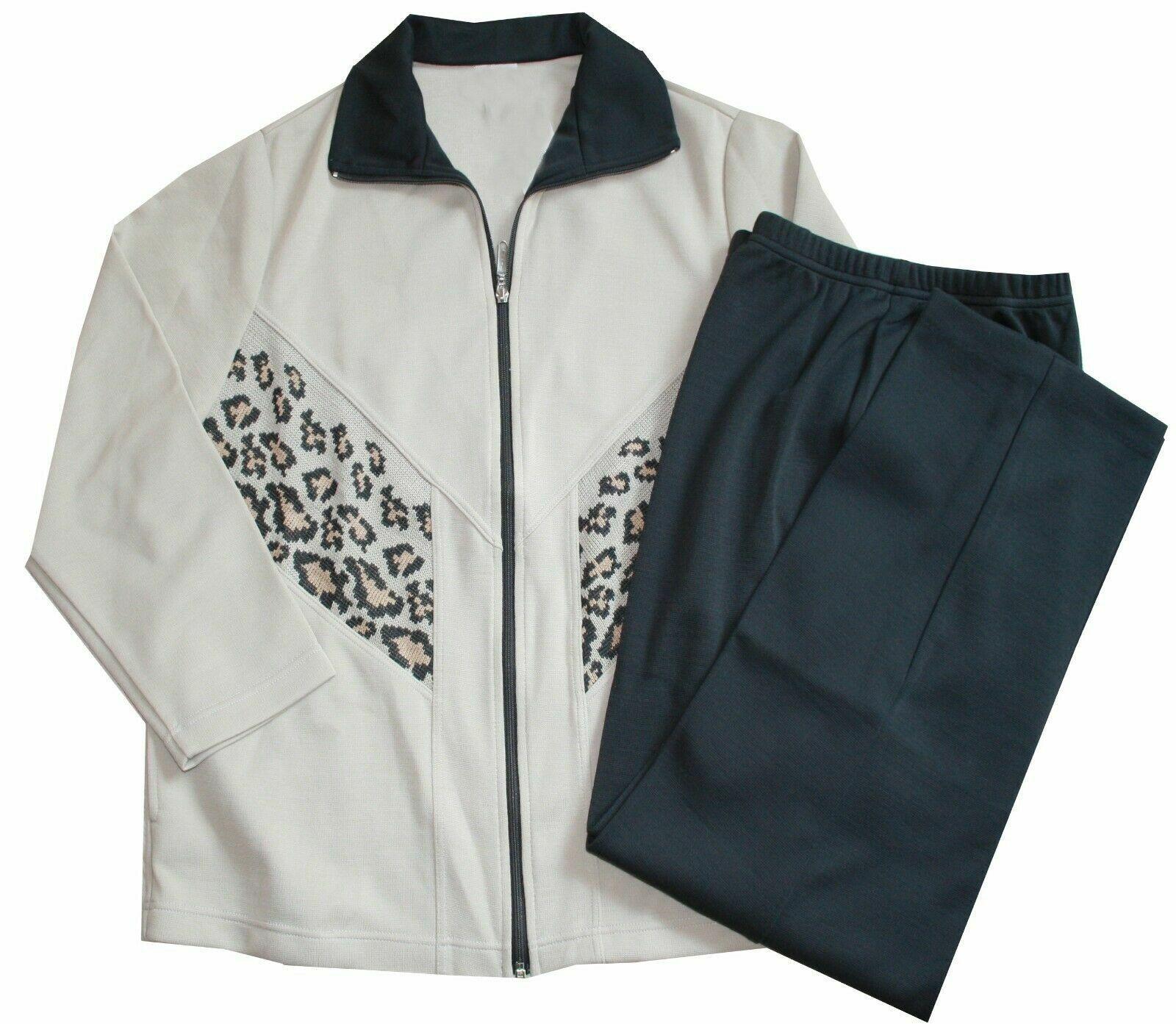 Schneider Sportswear Freizeitanzug Senioren Trainingsanzug Hausanzug REHA S (38)