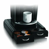 Mind Reader Coffee Pod Storage Drawer Holder Organizer Keurig Vue Pack + Tassimo on Sale