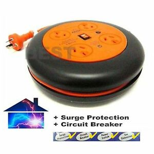 WORKSHOP-SURGE-PROTECTOR-POWER-BOARD-5M-EXTENSION-CORD
