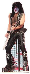 Paul-Stanley-LIFESIZE-CARDBOARD-CUTOUT-STANDEE-STANDUP-singer-rocker-star-kiss