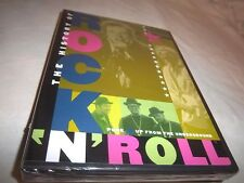 HISTORY OF ROCK 'N ROLL-PUNK/UP FROM UNDERGROUND-SEX PISTOLS/ETC. NEW SEALED DVD