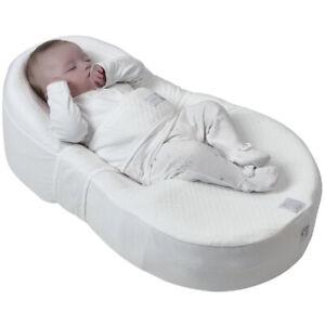New Red Castle COCOONABABY Nest Newborn Baby Ergonomic Sleeping Aid Mattress