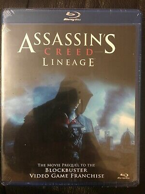 Assassins Creed Lineage Blu Ray Disc 2011 767685256053 Ebay