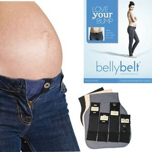 ad2a8223bf953 Love Your Baby Bump Belly Belt Pregnancy Maternity Clothing Extender ...