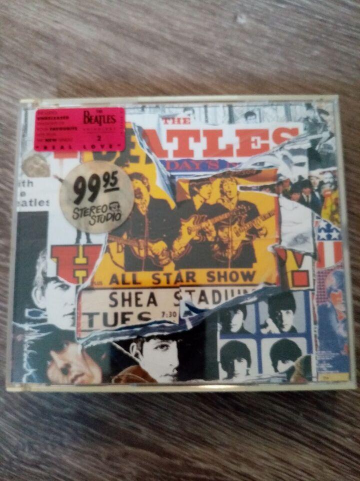 The Beatles : Anthology, rock