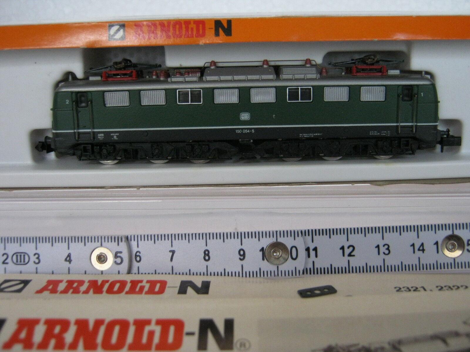 Arnold N 2355 E - Lok BR 150 054-5 DB (RG RR 058-48S5 3)