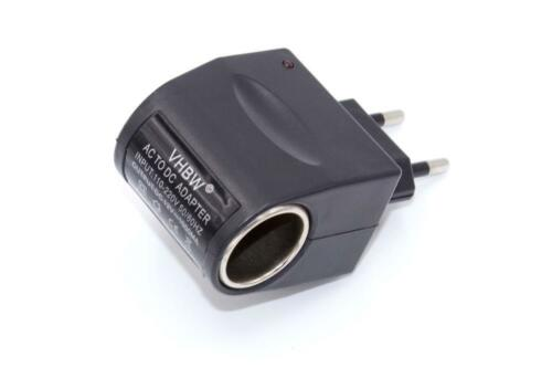 Auto KFZ transformador de tensión 1a de 220v a 12v para Navi sistema de navegación