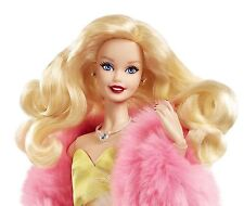 New Barbie 2017 Andy Warhol Superstar Blond Model Muse Articulated #3 ~ MIB!