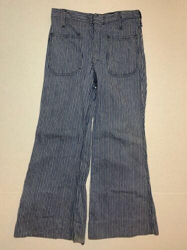 Vintage UFO  Denim Blue Jeans Size 28 Skater Punk