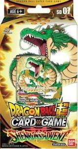 Dragon-Ball-Super-Card-Game-Shenron-039-s-Advent-Starter-Deck-SEALED-SD07