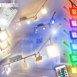 led rgb decken lampen farbwechsel fernbedienung wohn schlaf zimmer beleuchtung ebay. Black Bedroom Furniture Sets. Home Design Ideas